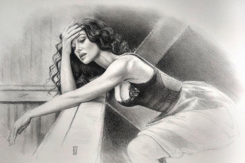 Monica Bellucci par Eos